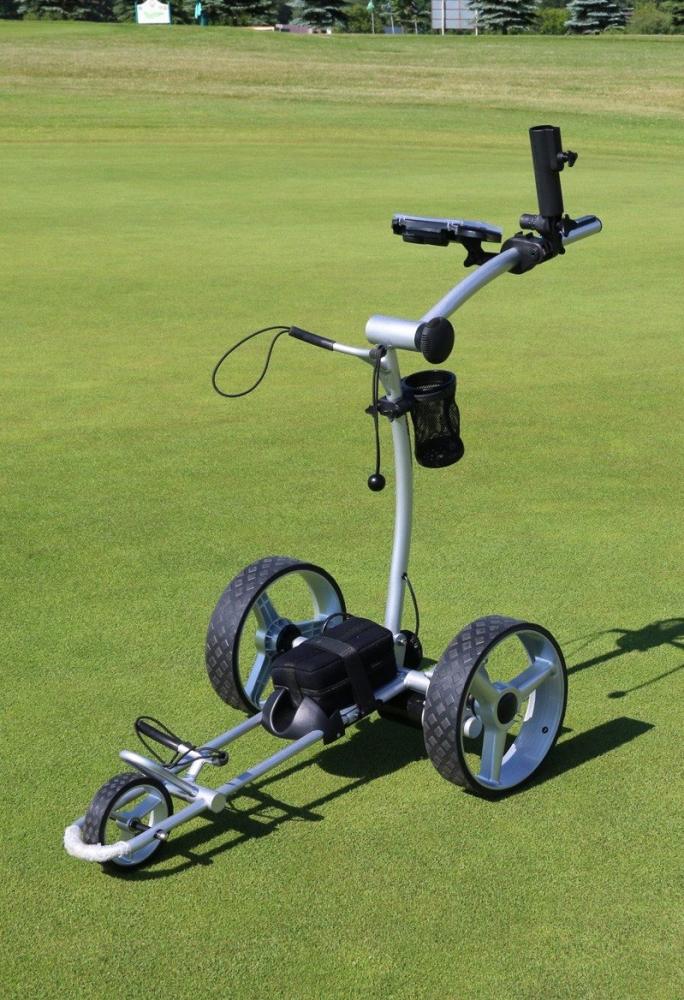 Golfový vozík elektrický - Runner PLUS Baterie Li-Ion 12V/20Ah