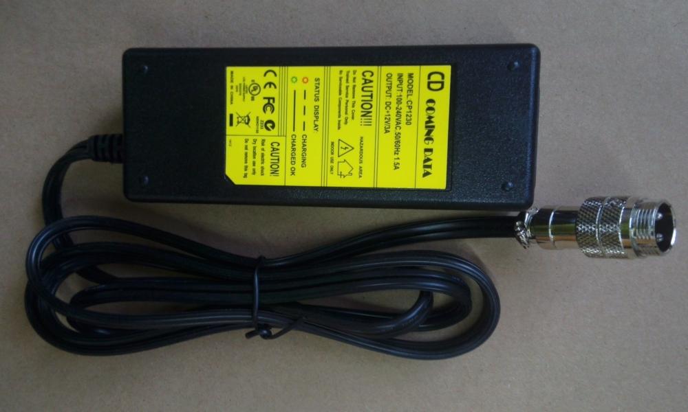 Nabíječka pro Pb baterie 12V