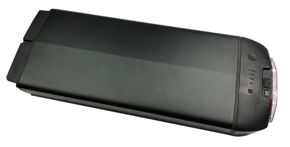 baterie Li-Ion 36V/17Ah plochá černá nízká