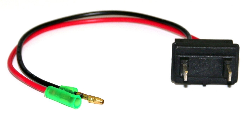 Konektor - protikus ke svislé Li-Ion baterii
