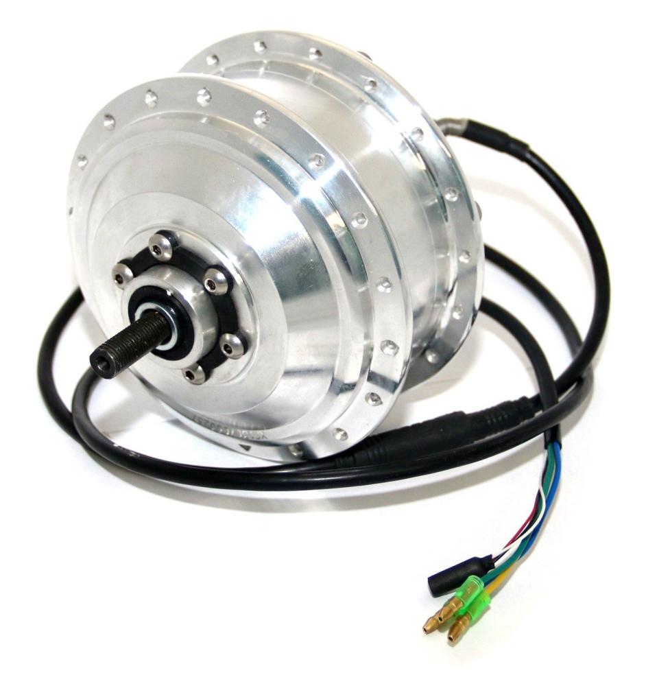 Motor 36V/250W, přední, 6pin, disc