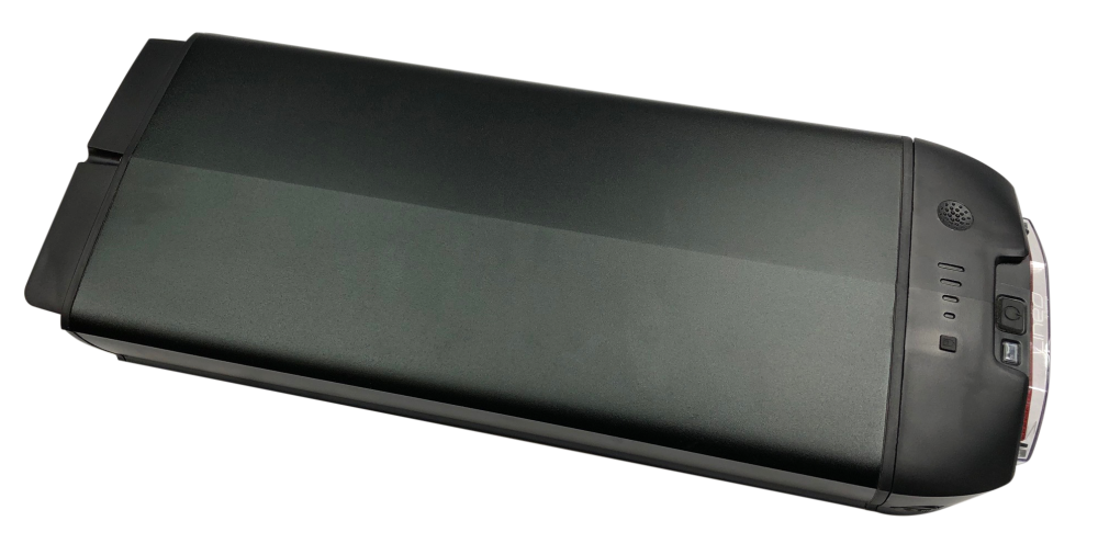 baterie Li-Ion 36V/13Ah plochá černá nízká