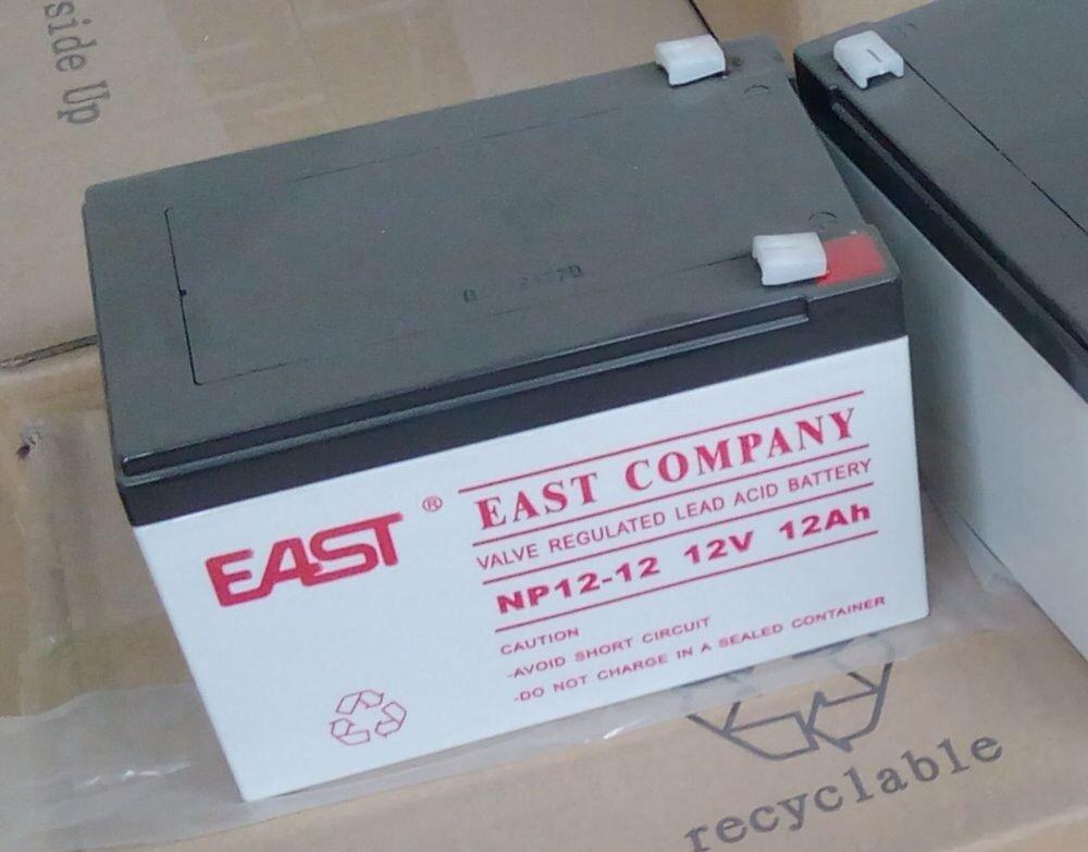 baterie Eurocase NP12-12, 12V, 12Ah (RBC4)