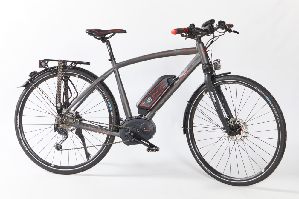 "Elektrokolo Lombardo, Trek 28"" Bosch Performance,  400Wh, model AMANTEA CITY"